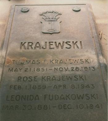 grave plate