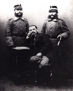 zygmunt with guards